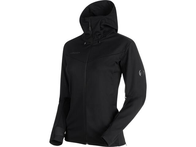 Klettergurt Mammut Größentabelle : Mammut ultimate v so hooded jacket women black campz.de
